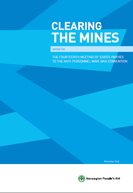 Clearing the Mines 2015