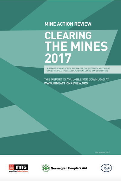 Clearing the Mines 2017